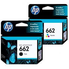CARTUCHO HP 662N ORIG.
