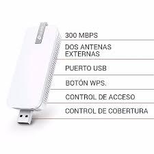 EXTENSOR DE RANGO TL-WA820RE