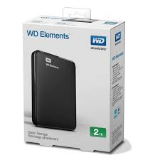 HD WESTER EXTERNO 2 TB  3.0
