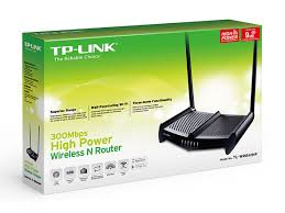 ROUTER TL-WR841HP 300BPS 2 ANT.