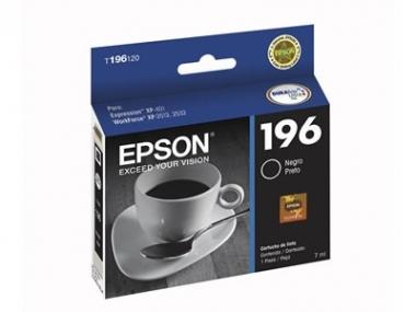 CARTUCHO EPSON  196  T196120-AL