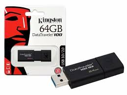 PEN DRIVE 64 GB KINGSTON