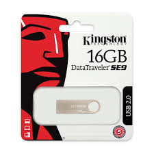 PEN DRIVE 16 GB KINGSTON