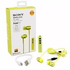 AURICULAR SONY WIRELESS
